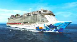 Norwegian Escape Makes Inaugural Call