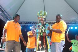 Rumer Makes History Winning Road March 3rd Year in a Row