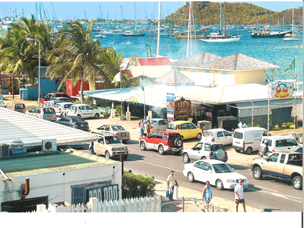Outside view - Courtesy of www.stmaarten.org
